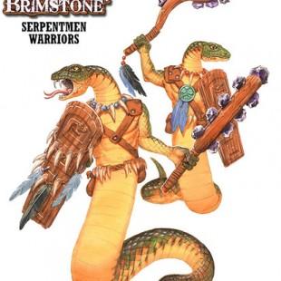 Shadows of Brimstone: Serpentmen of Jargono