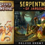 Shadows of Brimstone Serpentmen of Jargono md