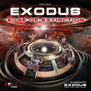 cover exodus edge of extinction