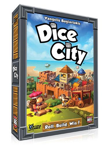 jeu de societe dice city