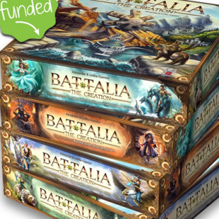 Partons pour l'aventure avec Battalia