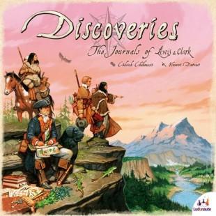 Discoveries – Lewis et Clark sont sur un canoë…