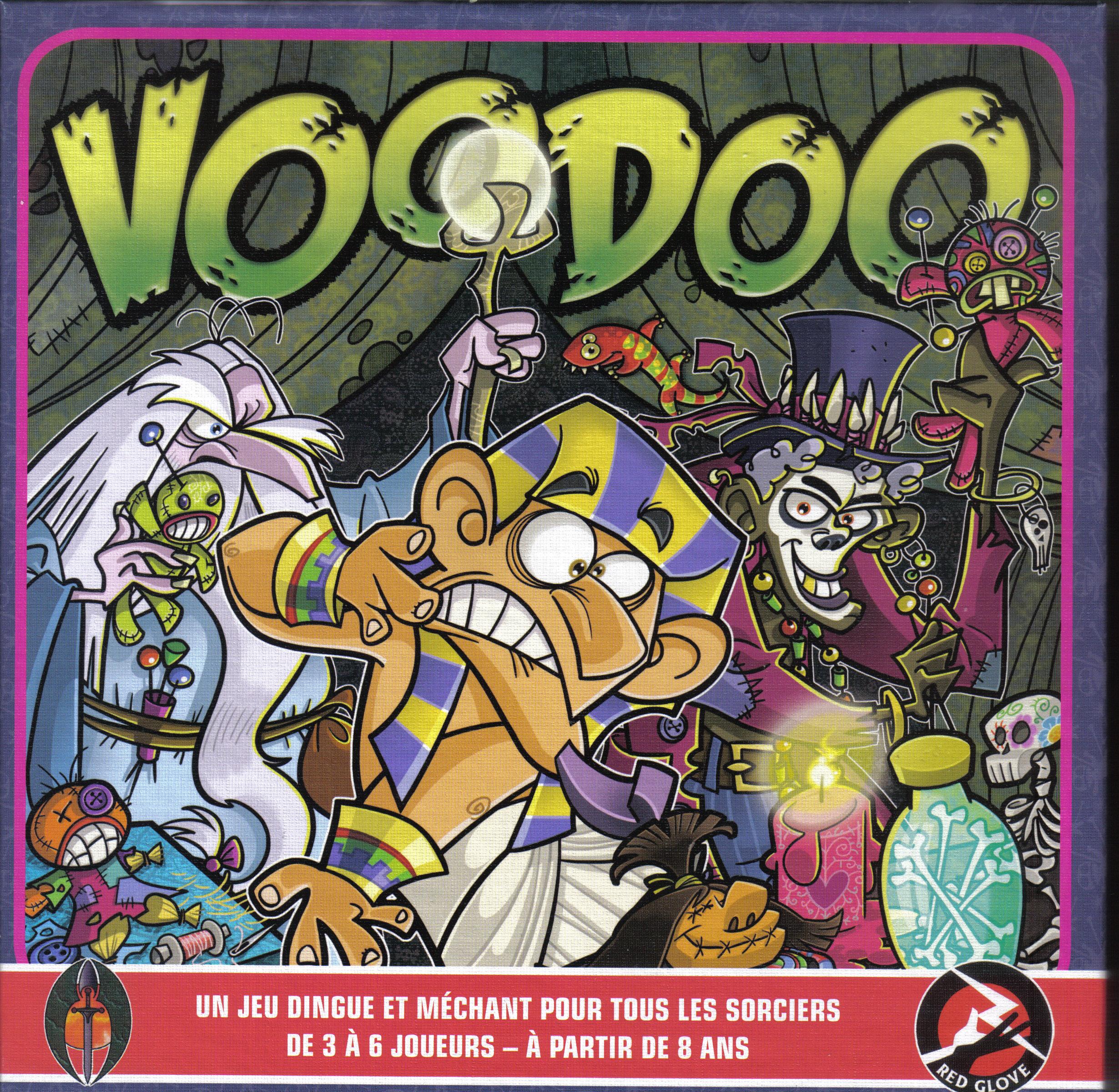 voodoo FR