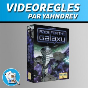 Vidéorègles – Race for the galaxy