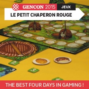 GenCon 2015 – Le petit chaperon rouge – Purple Brain – VF