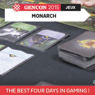 GenCon 2015 – Monarch – Mary Flanagan LLC – VOSTFR