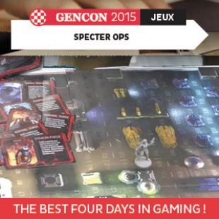 GenCon 2015 – Specter Ops – Plaid Hat Games – VOSTFR