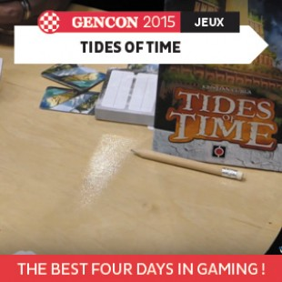 GenCon 2015 – Tides of time – Portal Games – VOSTFR