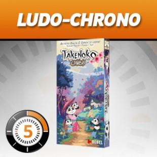 LudoChrono – Extension Takenoko : Chibis