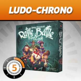 LudoChrono – Rattle battle, grab the loot
