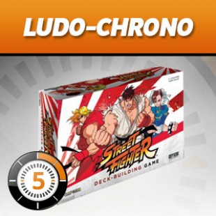 LudoChrono – Street fighter deck-building game