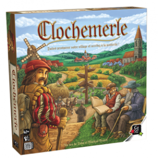 Clochemerle, le Spin off de Descendance