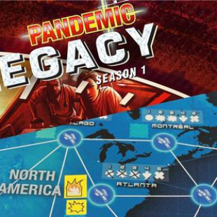 Pandemic legacy, on arrête plus le teasing