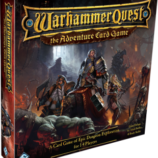 Le test de Warhammer Quest: The Adventure Card Game