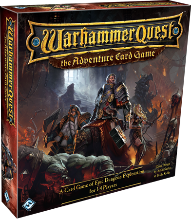 Warhammer Quest The Adventure Card Game 18
