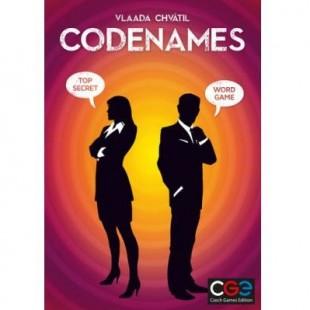 Codenames – comment est votre blanquette ?