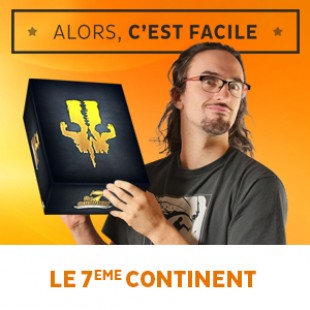 Alors c'est facile : The 7th continent