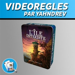 Vidéorègles – L'île interdite