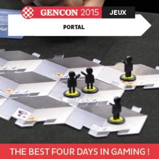 GenCon 2015 – Portal – Cryptozoic – VOSTFR