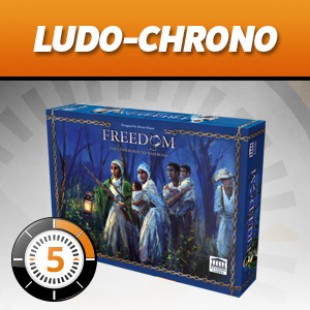 LudoChrono – Freedom the underground railroad
