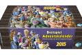 Le Brettspiel Adventskalender 2015