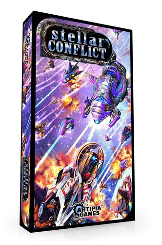 Stellar Conflict boite