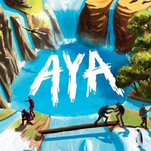 Aya, la cascade rafraîchissante