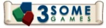 3some games editions jeu de société