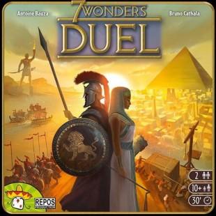 7 Wonders Duel – Au sommet