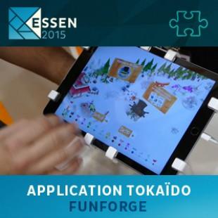 Essen 2015 – jeu Application Tokaido – Funforge – VF