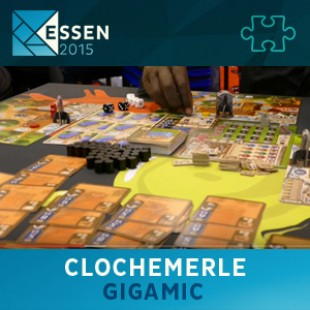 Essen 2015 – jeu Clochemerle – Gigamic – VF