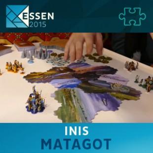 Essen 2015 – jeu Inis – Matagot – VF