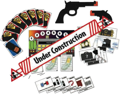 Ca$h 'n Guns (second edition) Expansion The Cop