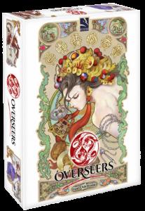 Overseers-Bug Fun Games-Couv-Jeu de societe-ludovox