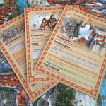 Les scénarios, trois modes de jeu sensiblement différents
