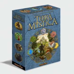 Gaia Project  : Terra Mystica in space !