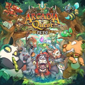 Arcadia Quest Pets iginal