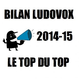Sélection Ludovox 2014-2015 – les jeux incontournables
