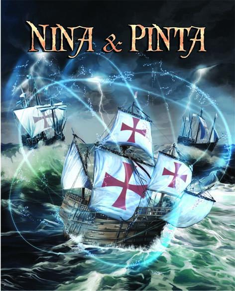 Niña y Pinta site