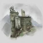 Ruins-sketch