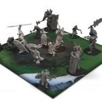 The Banner Saga Warbands original