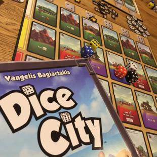 Dice city : Dice settlers ?