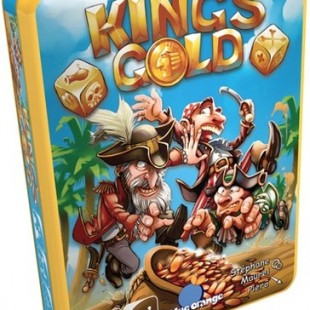 King's Gold, capitaine abandonné