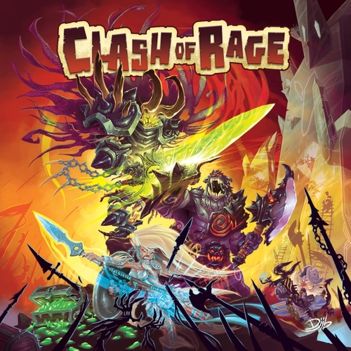 Clash of rage Clash of rage
