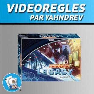 Vidéorègles – Pandemic Legacy