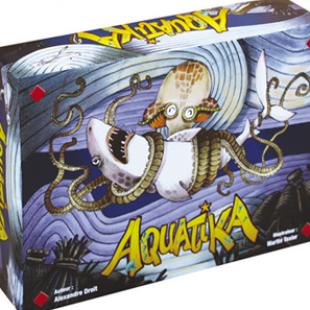 Aquatika, le 7ème jeu d'Alexandre Droit