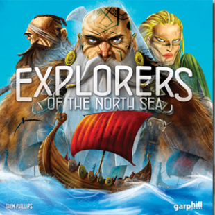 Explorers of the North Sea, la fin d'une trilogie