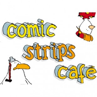 [Boutique Ludique] Comic Strips Café