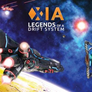 Xia – Legends of a Drift System : le bac à poussière d'étoiles
