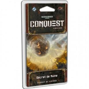 Warhammer 40,000 : conquest JCE – Décret de Ruine
